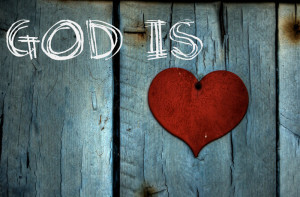 God is Love!!